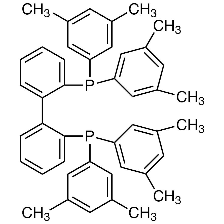 2,2'-Bis[bis(3,5-dimethylphenyl)phosphino]-1,1'-biphenyl