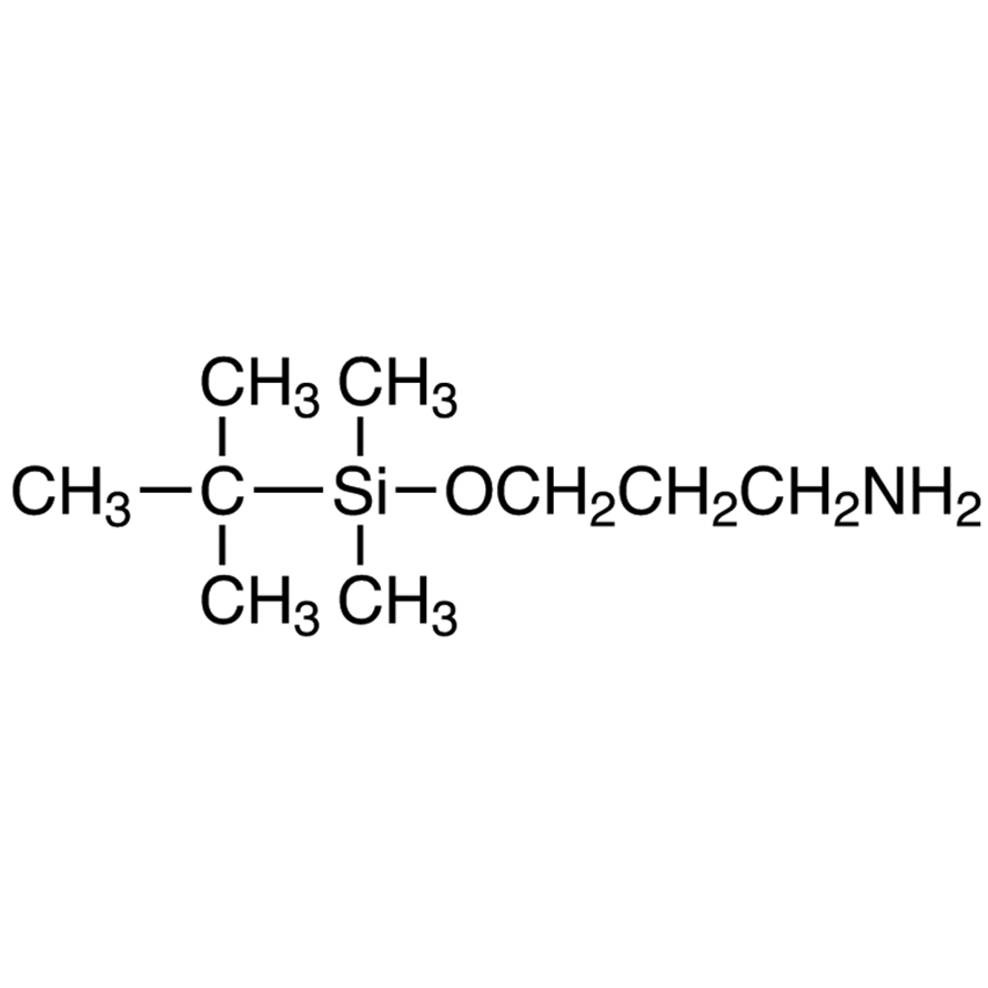 3-(tert-Butyldimethylsilyloxy)propan-1-amine