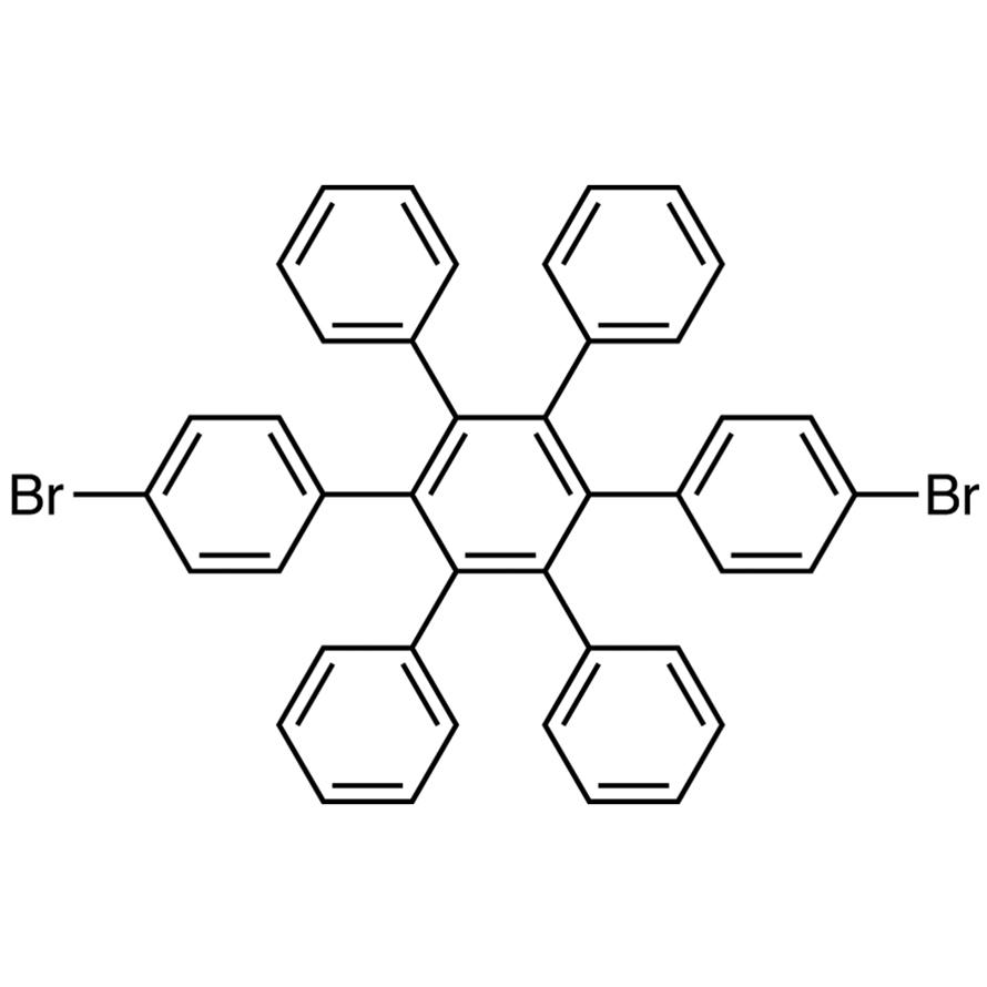 4-Bromo-4'-(4-bromophenyl)-3',5',6'-triphenyl-1,1':2',1''-terphenyl