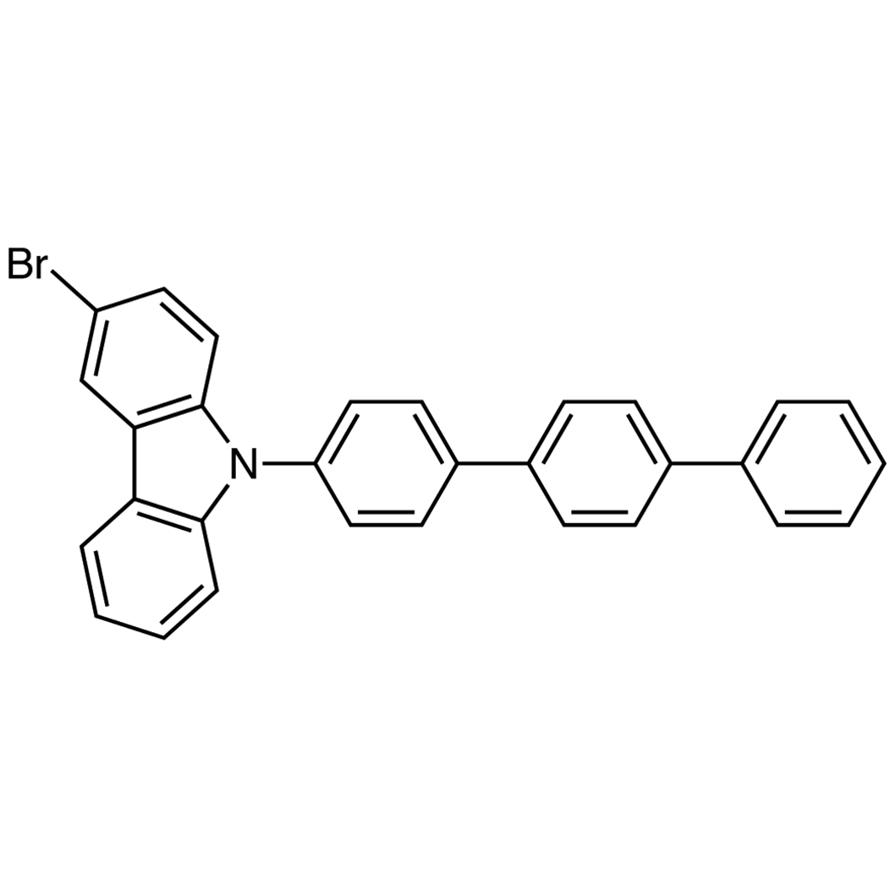 3-Bromo-9-([1,1':4',1''-terphenyl]-4-yl)-9H-carbazole