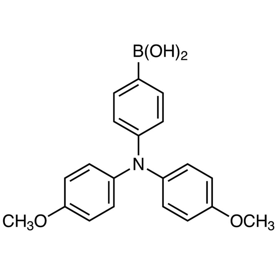 [4-[Bis(4-methoxyphenyl)amino]phenyl]boronic Acid (contains varying amounts of Anhydride)