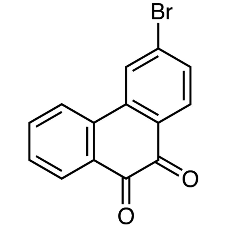 3-Bromophenanthrene-9,10-dione