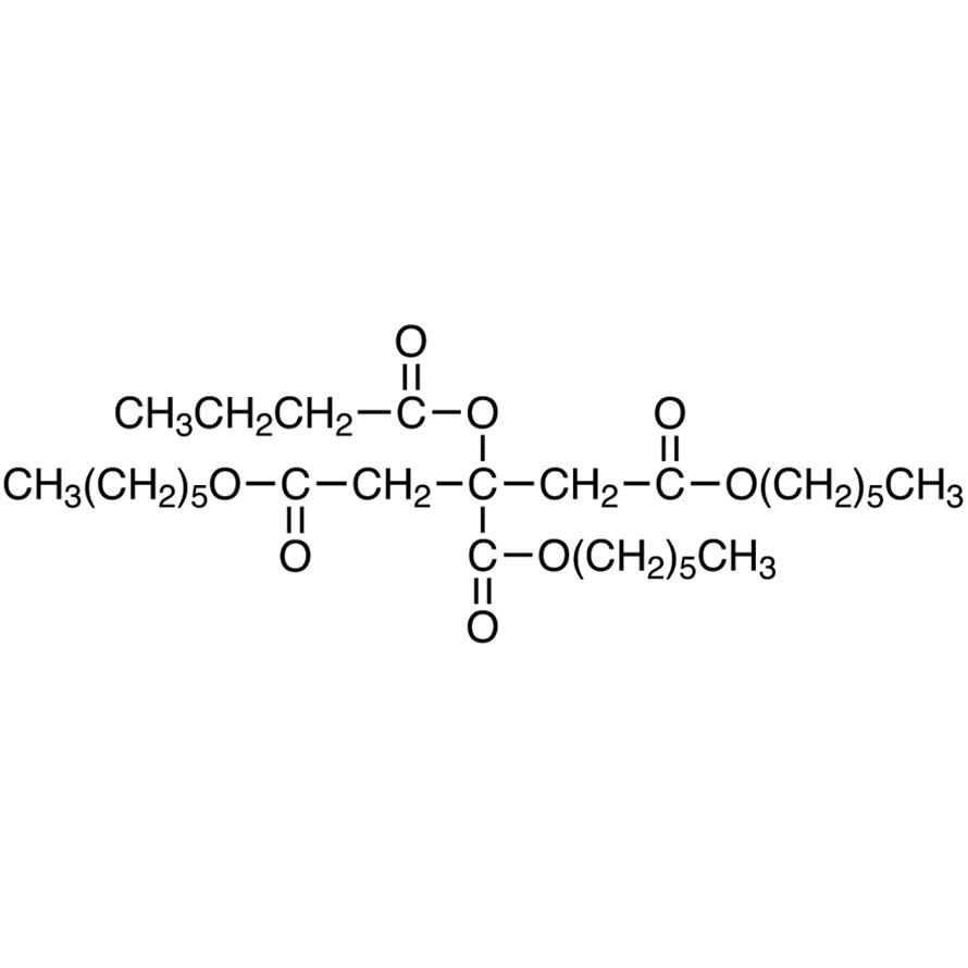 Trihexyl O-Butyrylcitrate