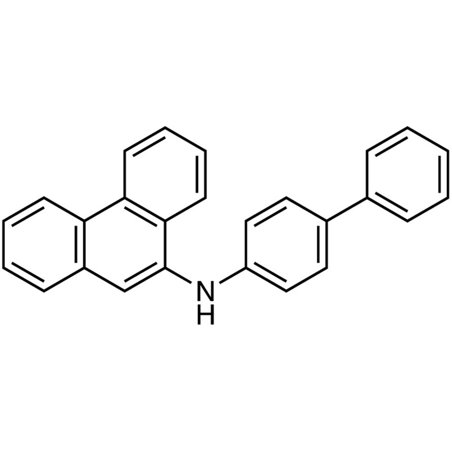N-([1,1'-Biphenyl]-4-yl)phenanthren-9-amine