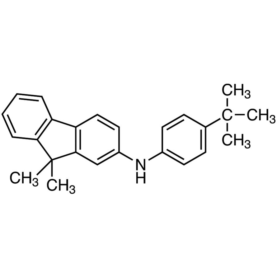 N-[4-(tert-Butyl)phenyl]-9,9-dimethyl-9H-fluoren-2-amine