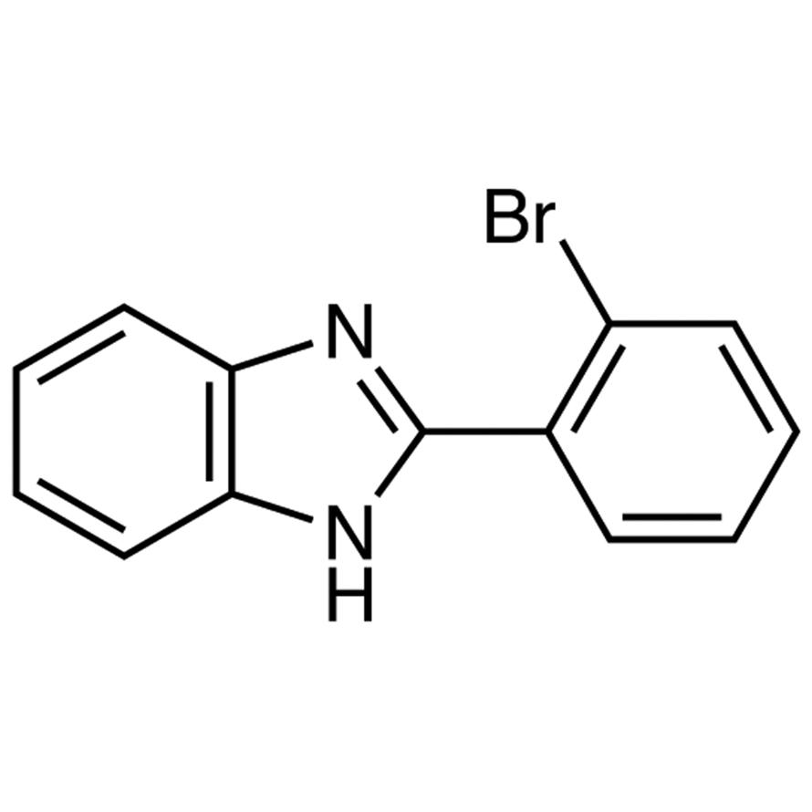 2-(2-Bromophenyl)-1H-benzimidazole