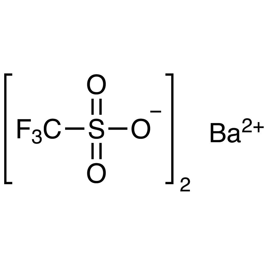 Barium(II) Trifluoromethanesulfonate