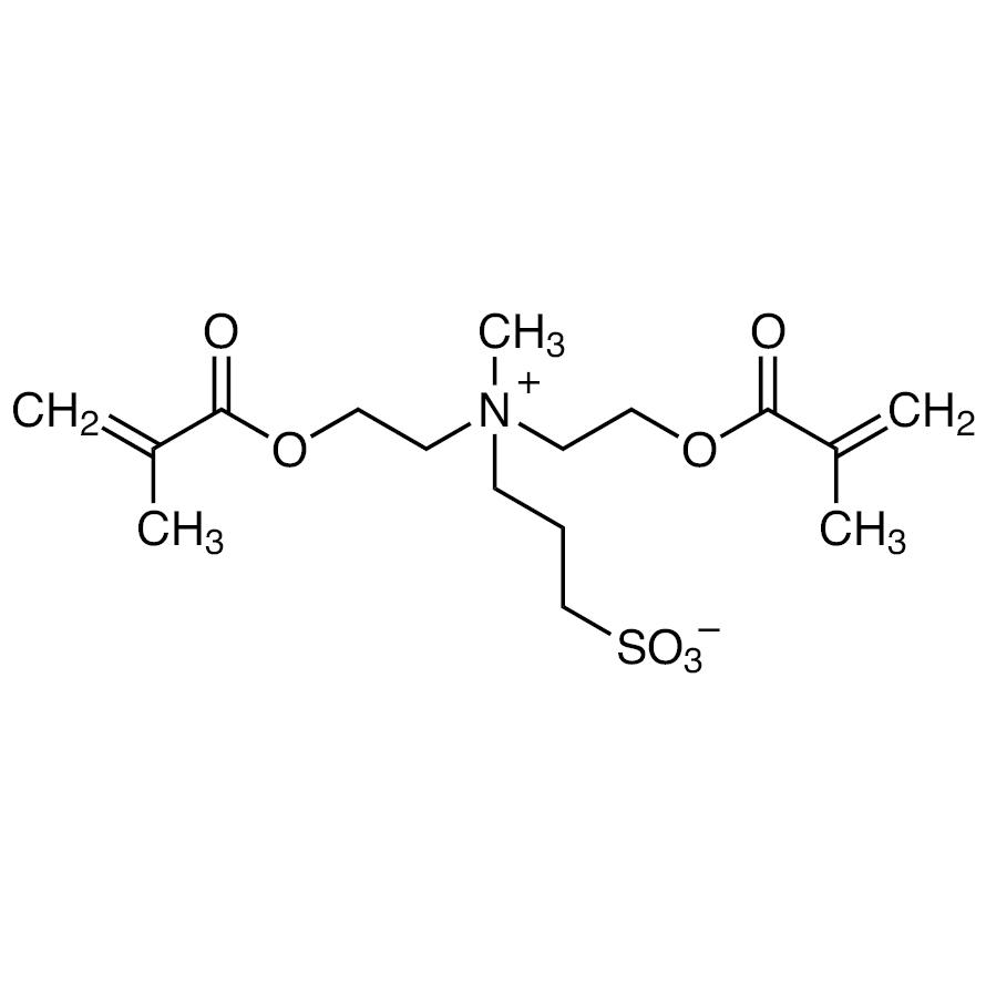 3-[Bis[2-(methacryloyloxy)ethyl](methyl)ammonio]propane-1-sulfonate