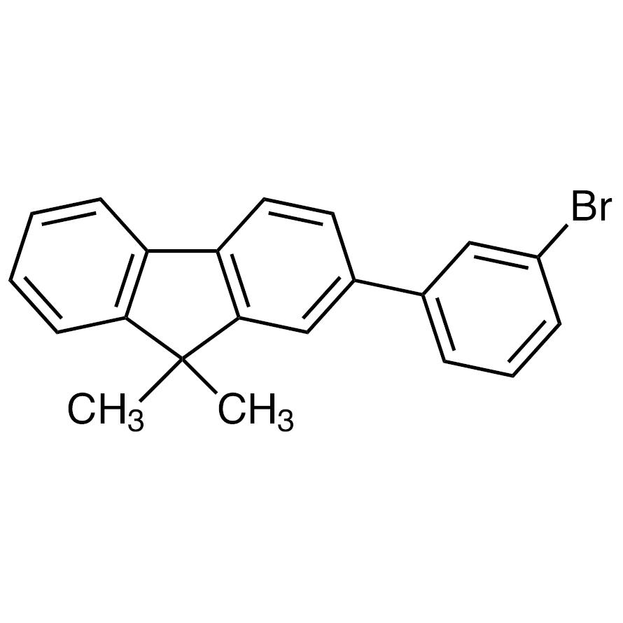 2-(3-Bromophenyl)-9,9-dimethyl-9H-fluorene