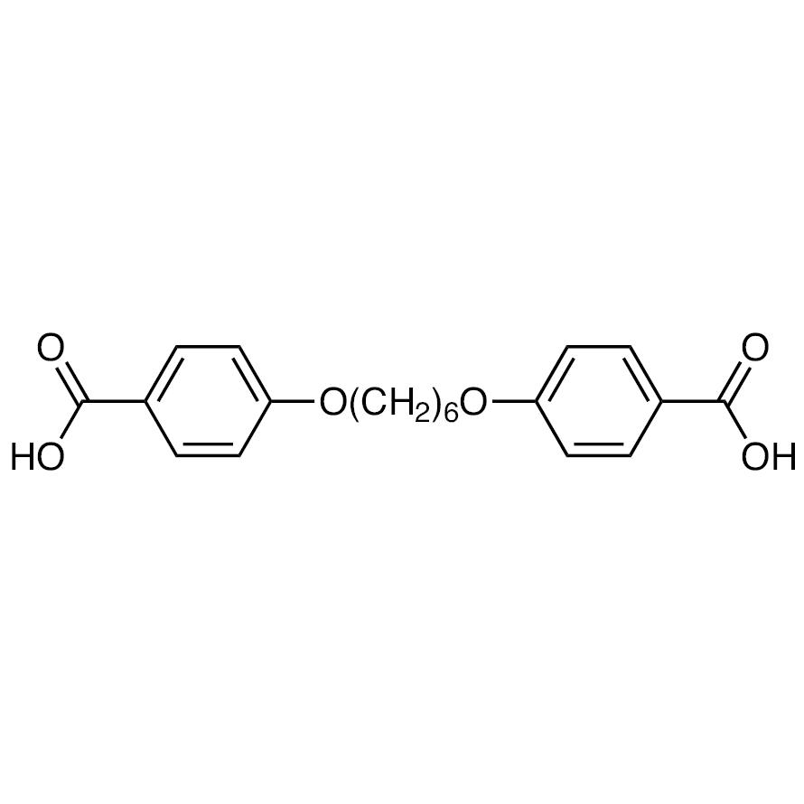 1,6-Bis(4-carboxyphenoxy)hexane