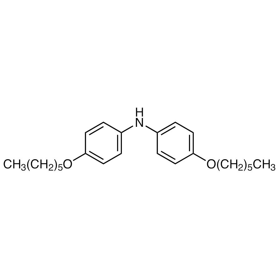 Bis[4-(hexyloxy)phenyl]amine