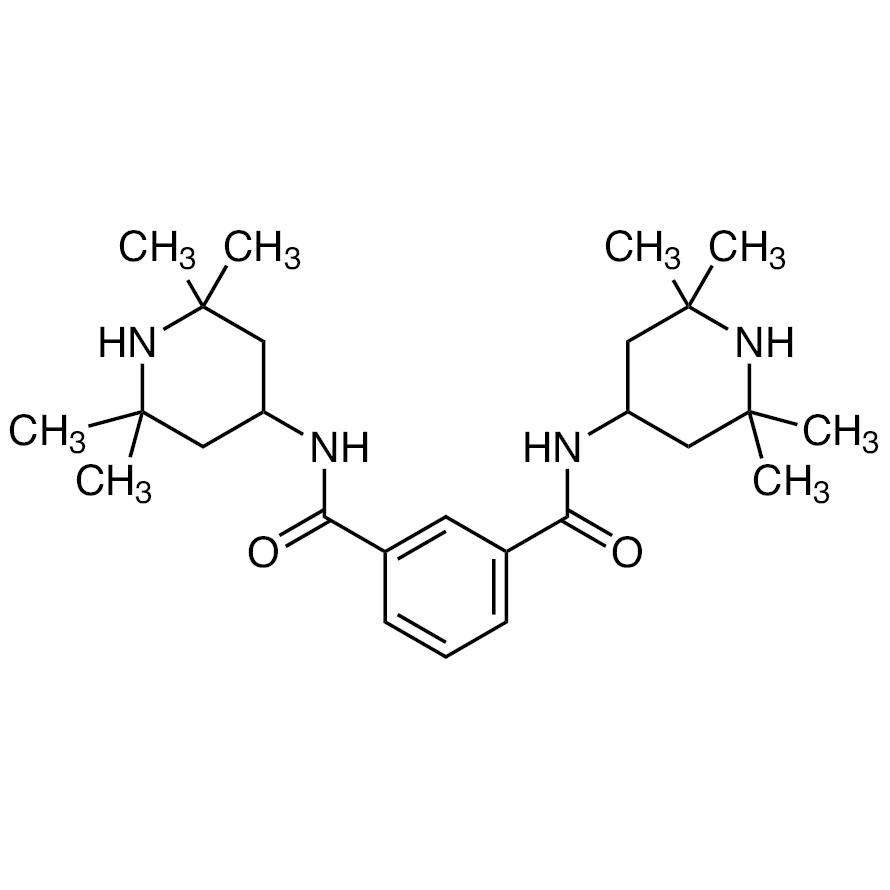 N1,N3-Bis(2,2,6,6-tetramethylpiperidin-4-yl)isophthalamide