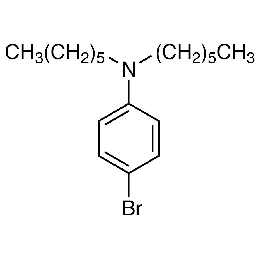 4-Bromo-N,N-dihexylaniline