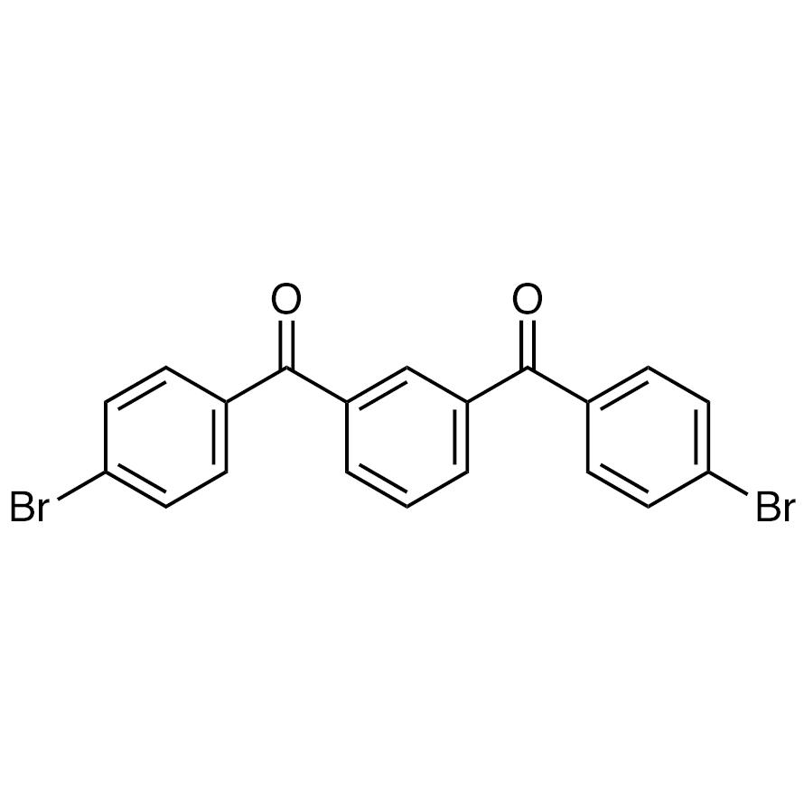 1,3-Phenylenebis[(4-bromophenyl)methanone]