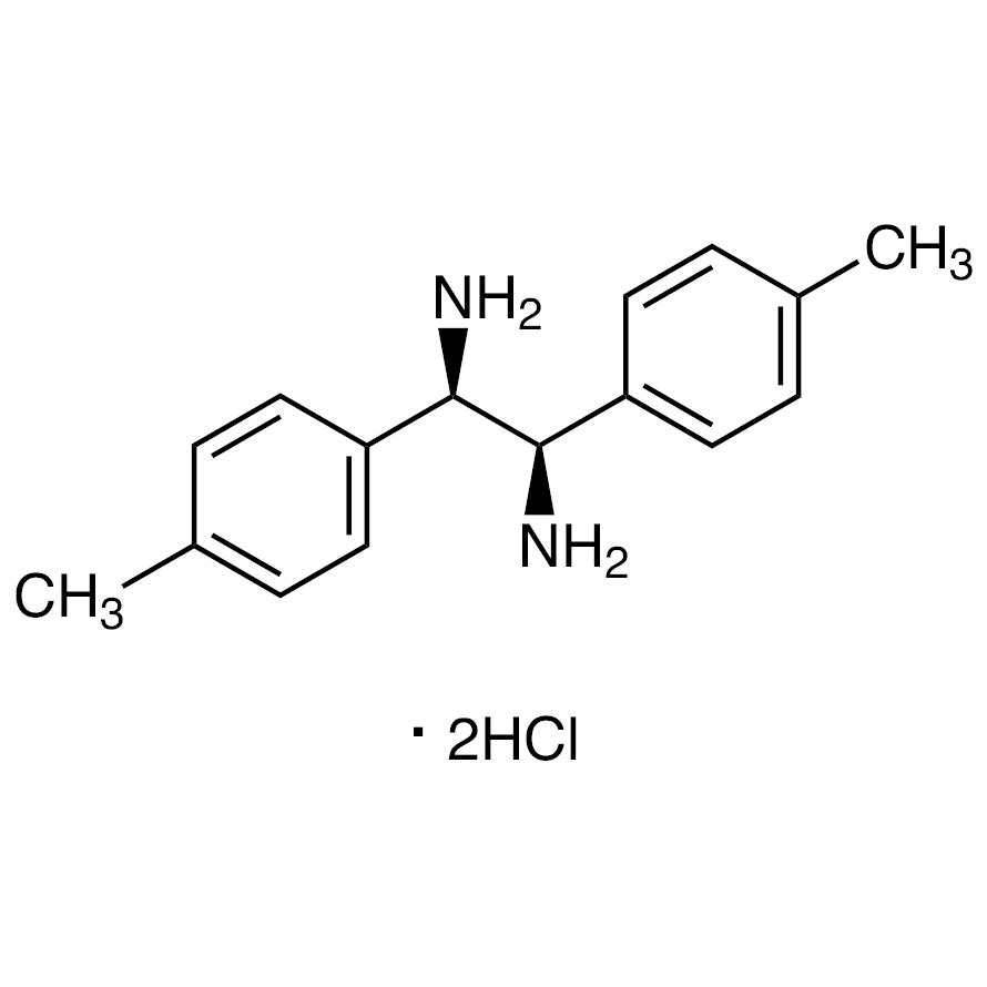 (1R,2R)-1,2-Bis(4-methylphenyl)ethylenediamine Dihydrochloride