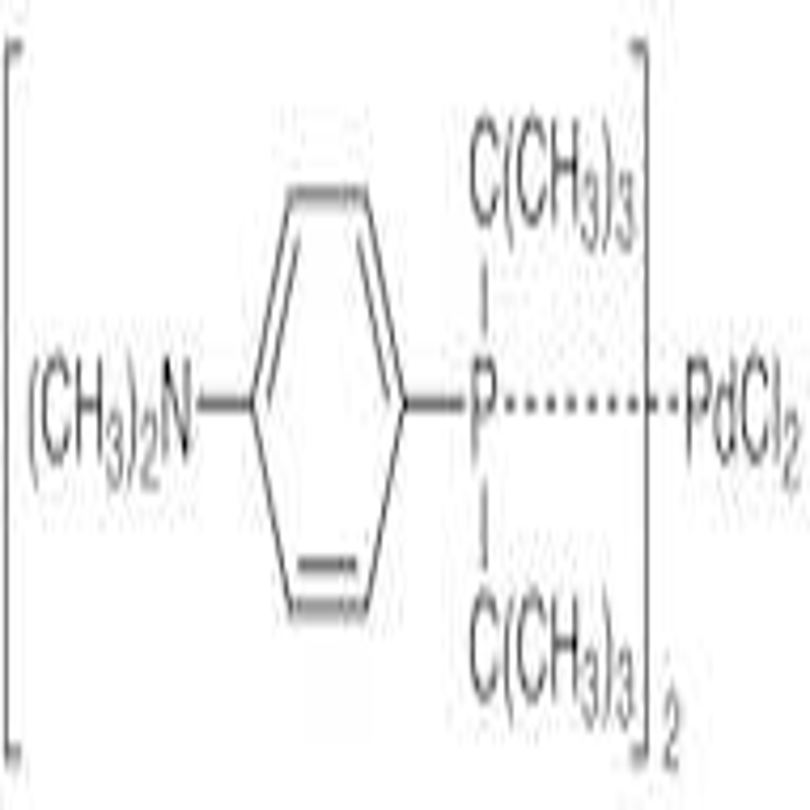 Bis[di-tert-butyl(4-dimethylaminophenyl)phosphine]dichloropalladium(II)