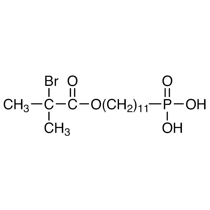 [11-[(2-Bromo-2-methylpropanoyl)oxy]undecyl]phosphonic Acid