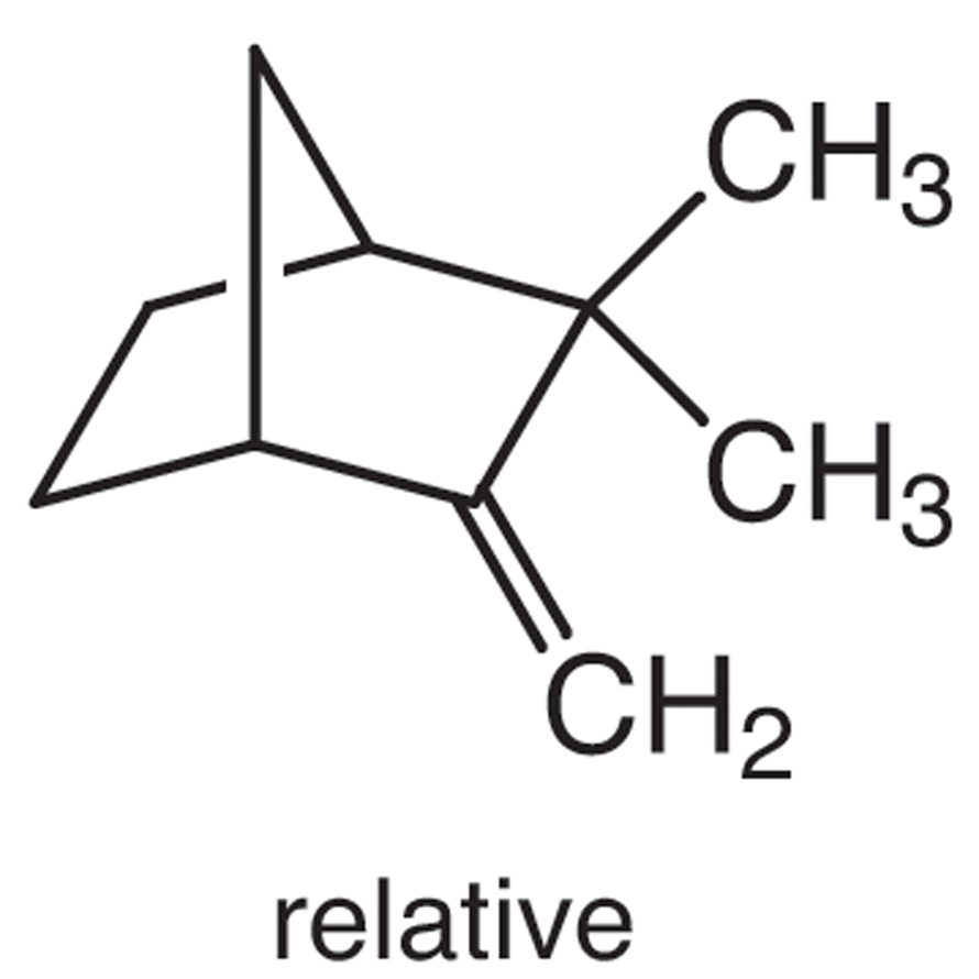 (±)-Camphene (contains ca. 20% Tricyclene)