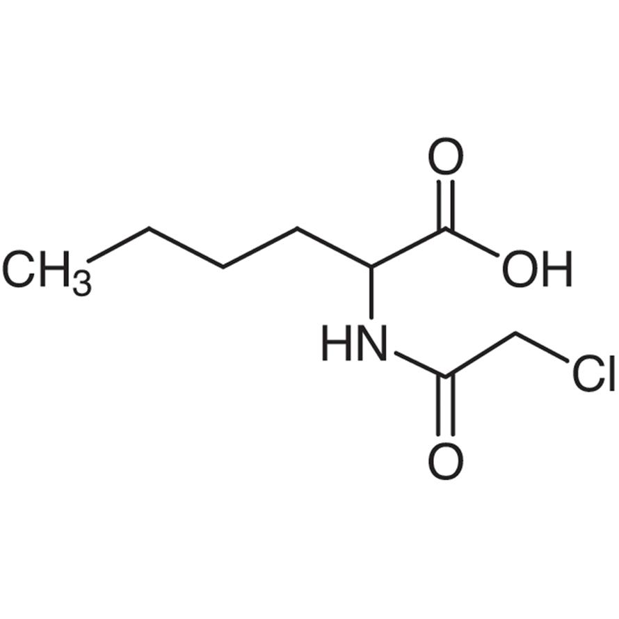 N-Chloroacetyl-DL-norleucine