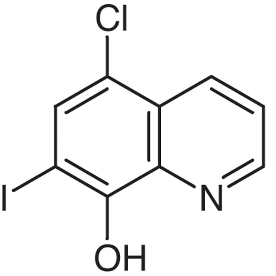 5-Chloro-8-hydroxy-7-iodoquinoline