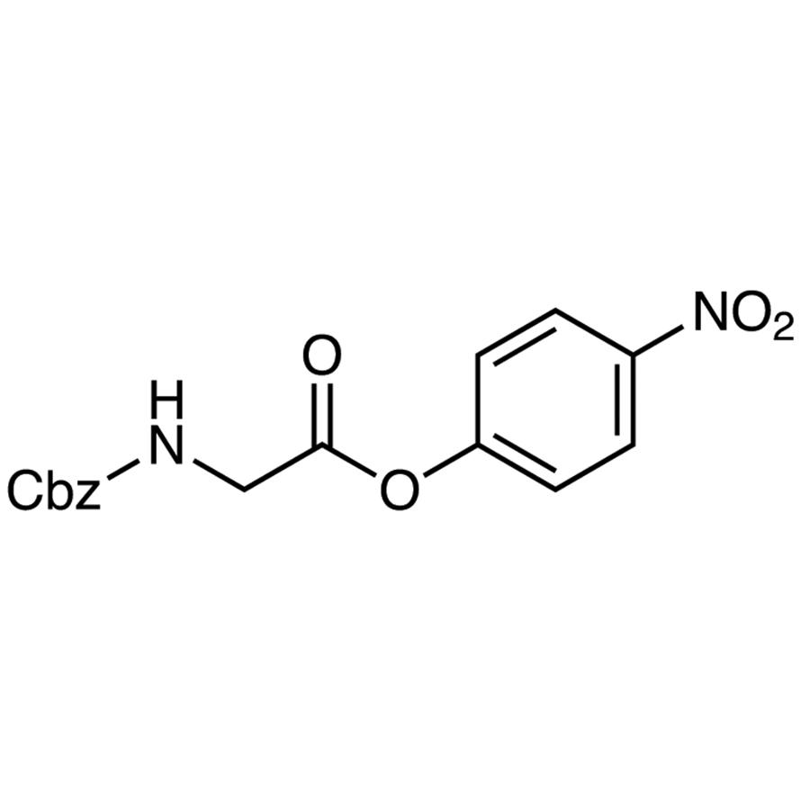 N-Benzyloxycarbonylglycine 4-Nitrophenyl Ester