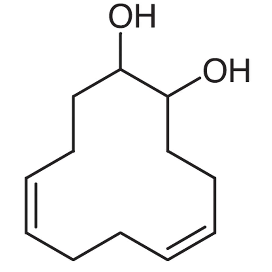 cis,trans-5,9-Cyclododecadiene-cis-1,2-diol