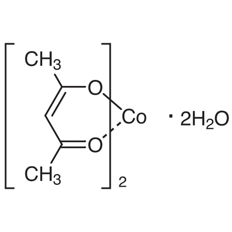 Bis(2,4-pentanedionato)cobalt(II) Dihydrate