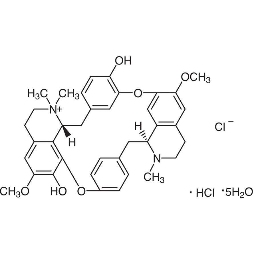 Tubocurarine Chloride Pentahydrate