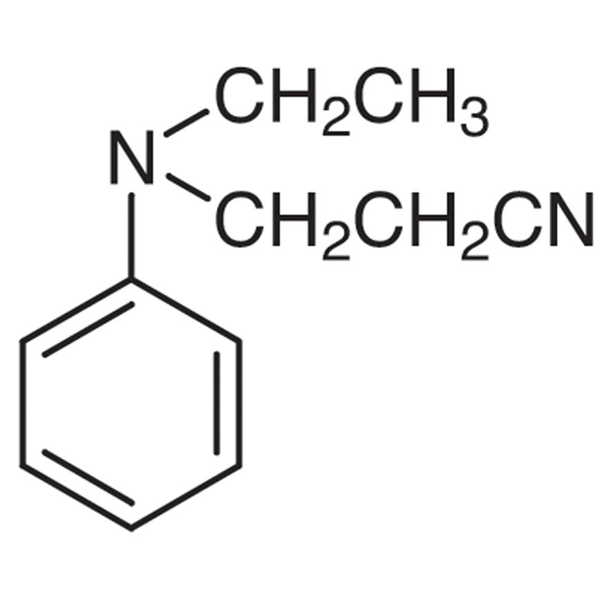 N-(2-Cyanoethyl)-N-ethylaniline