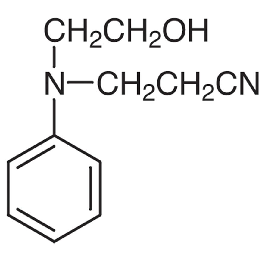 N-(2-Cyanoethyl)-N-(2-hydroxyethyl)aniline