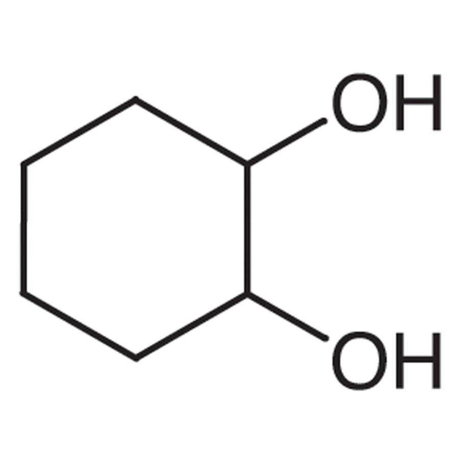 1,2-Cyclohexanediol (cis- and trans- mixture)