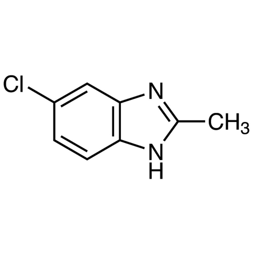 5-Chloro-2-methylbenzimidazole