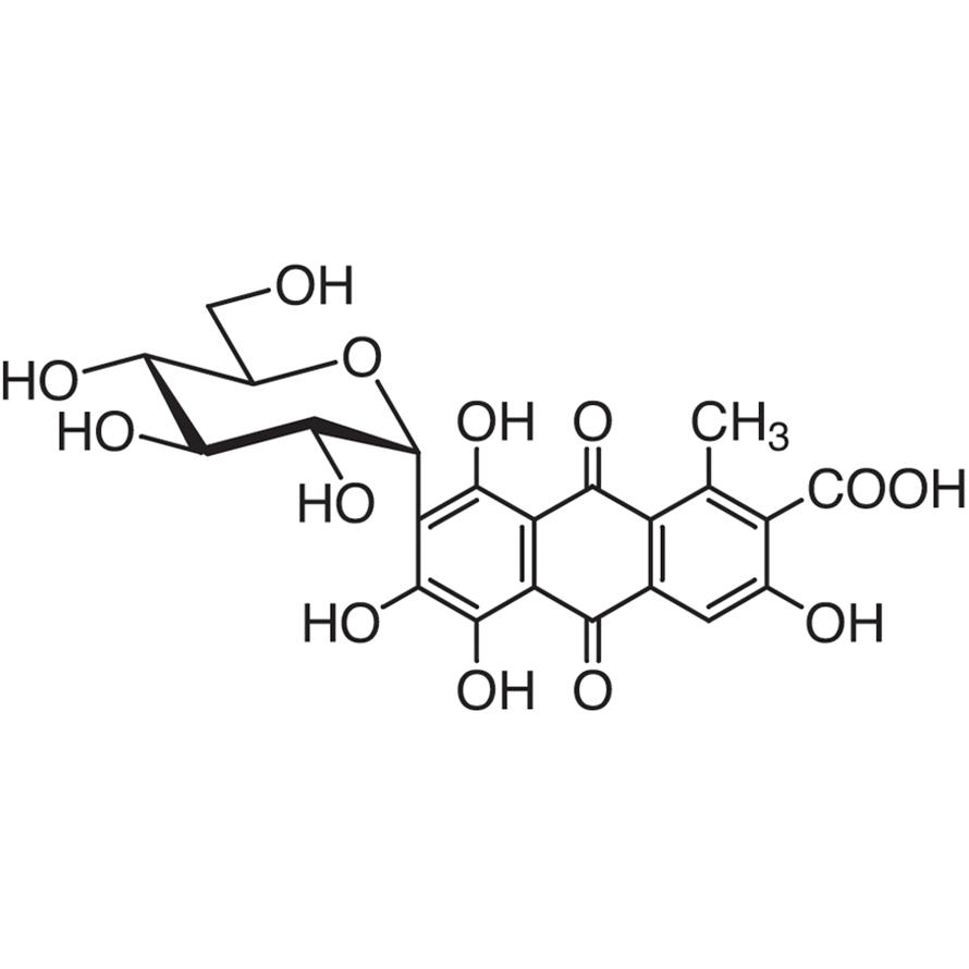 Carminic Acid (Natural dye)