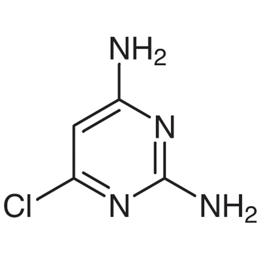 6-Chloro-2,4-diaminopyrimidine
