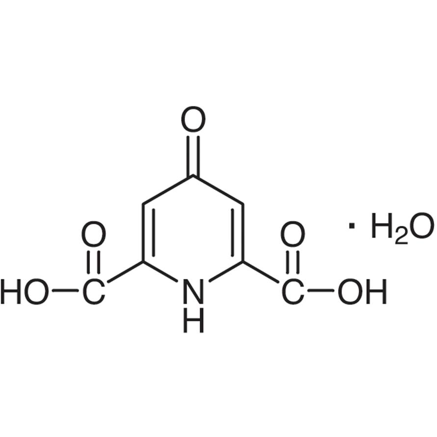 Chelidamic Acid Monohydrate
