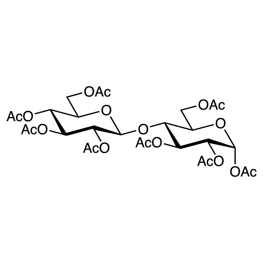 -D-Cellobiose Octaacetate