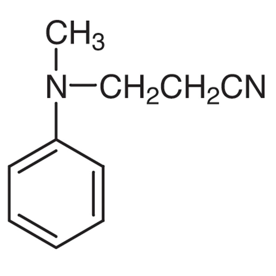 N-(2-Cyanoethyl)-N-methylaniline