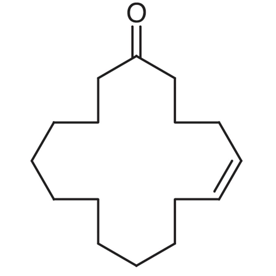 5-Cyclohexadecen-1-one