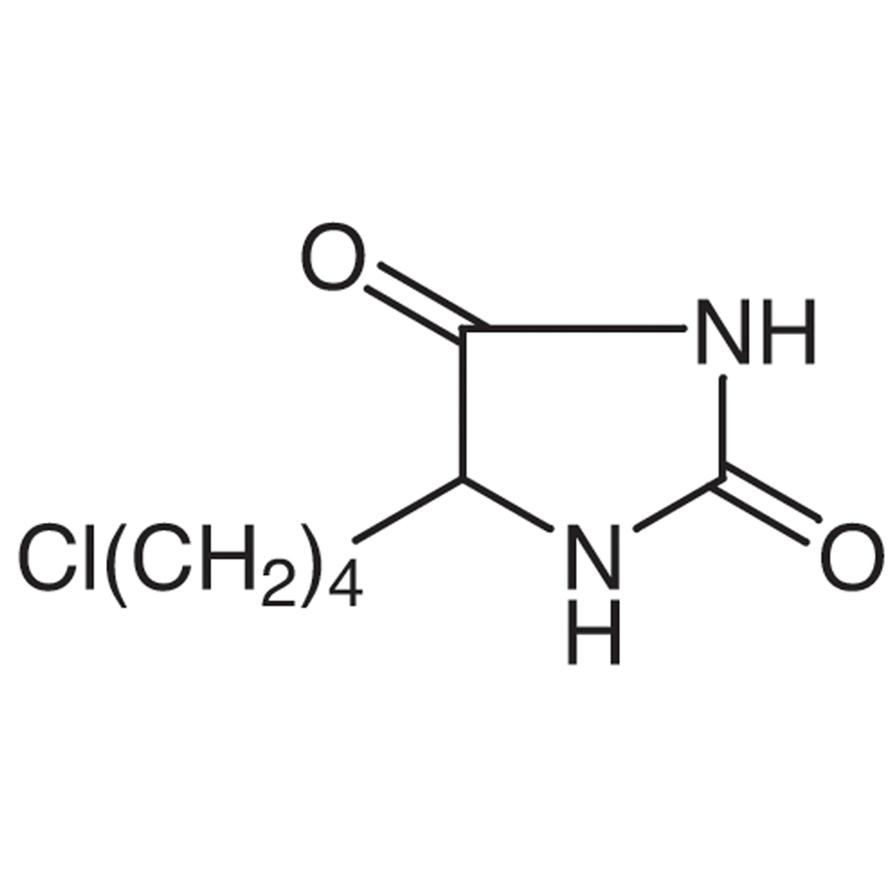 5-(4-Chlorobutyl)hydantoin