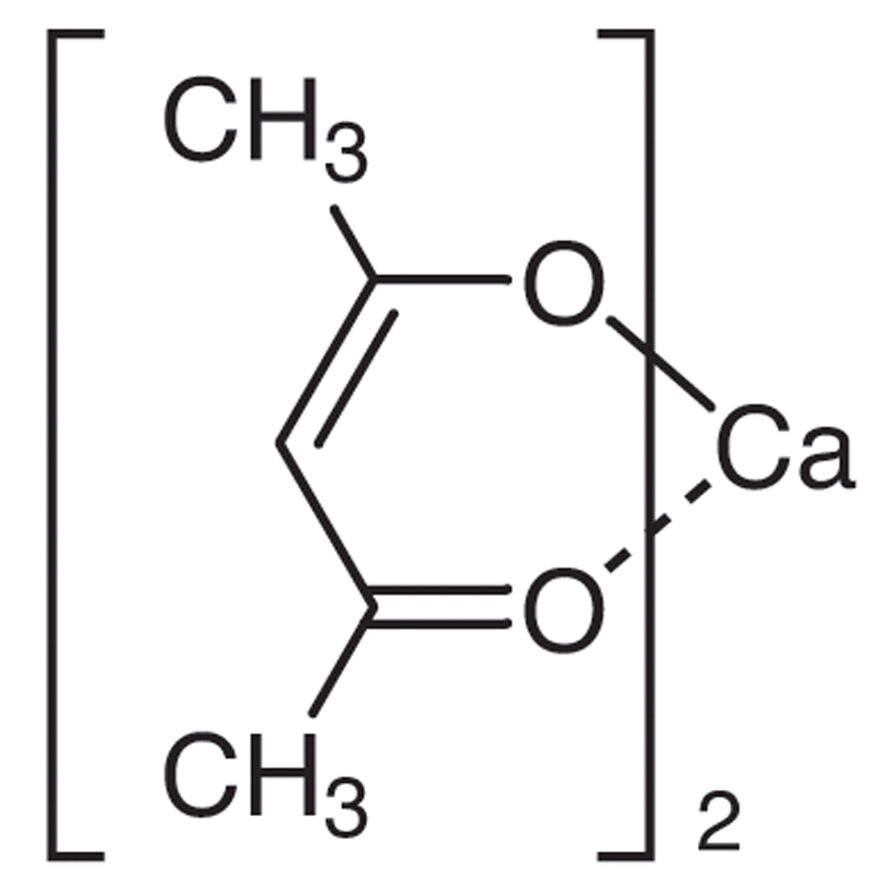 Bis(2,4-pentanedionato)calcium(II)