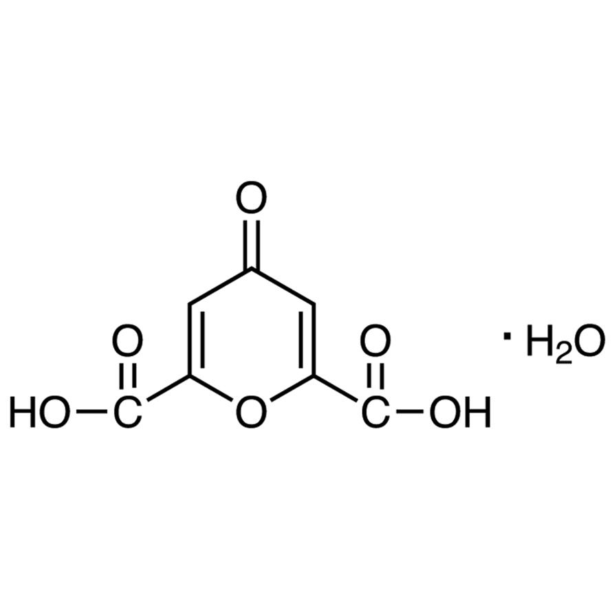 Chelidonic Acid Monohydrate