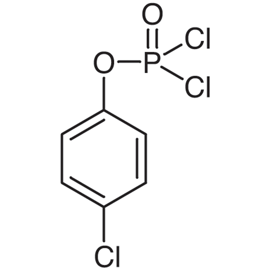 4-Chlorophenyl Phosphorodichloridate [Phosphorylating Agent]