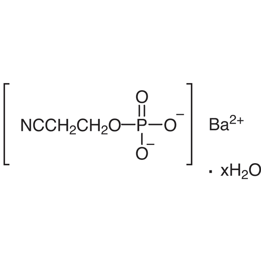 Barium 2-Cyanoethylphosphate Hydrate [Phosphorylating Agent]
