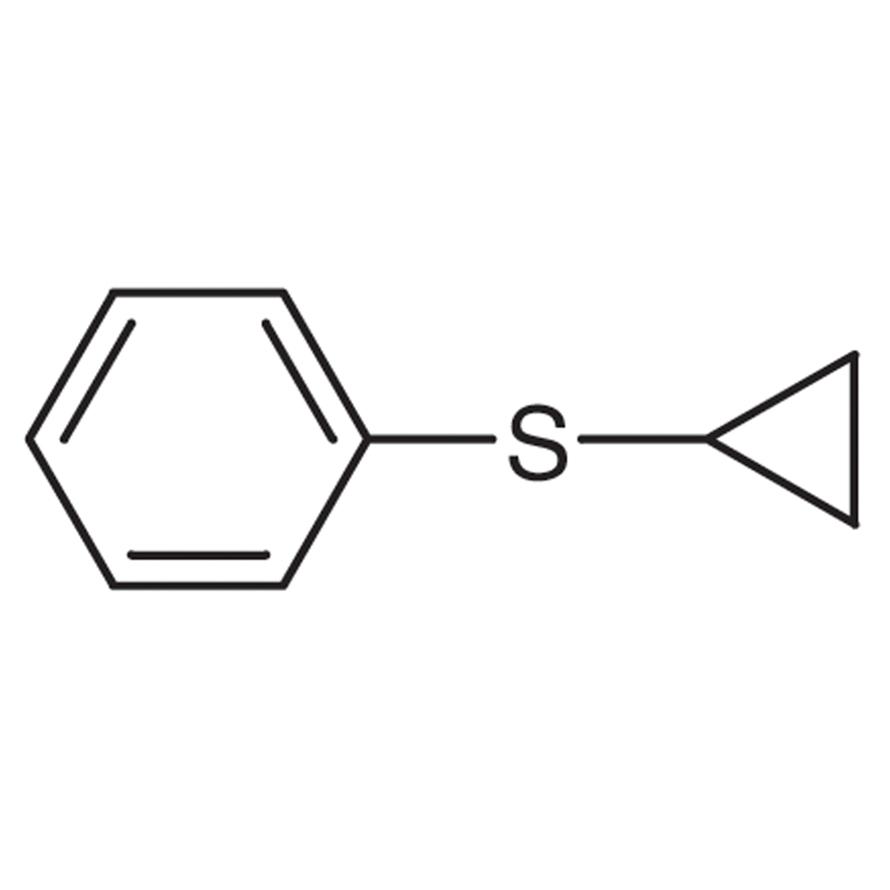 Cyclopropyl Phenyl Sulfide