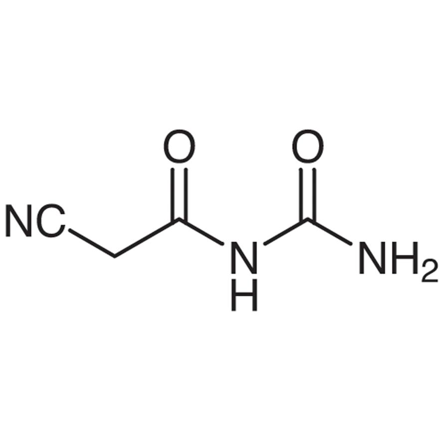 Cyanoacetylurea