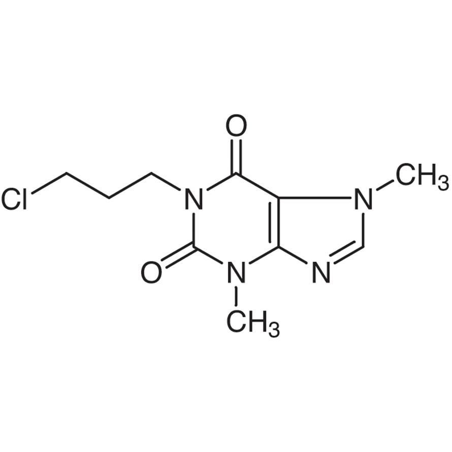 1-(3-Chloropropyl)theobromine