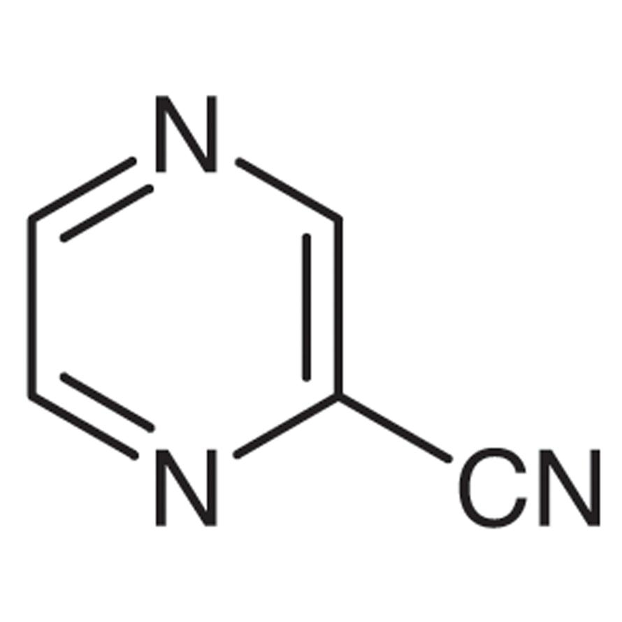 Cyanopyrazine