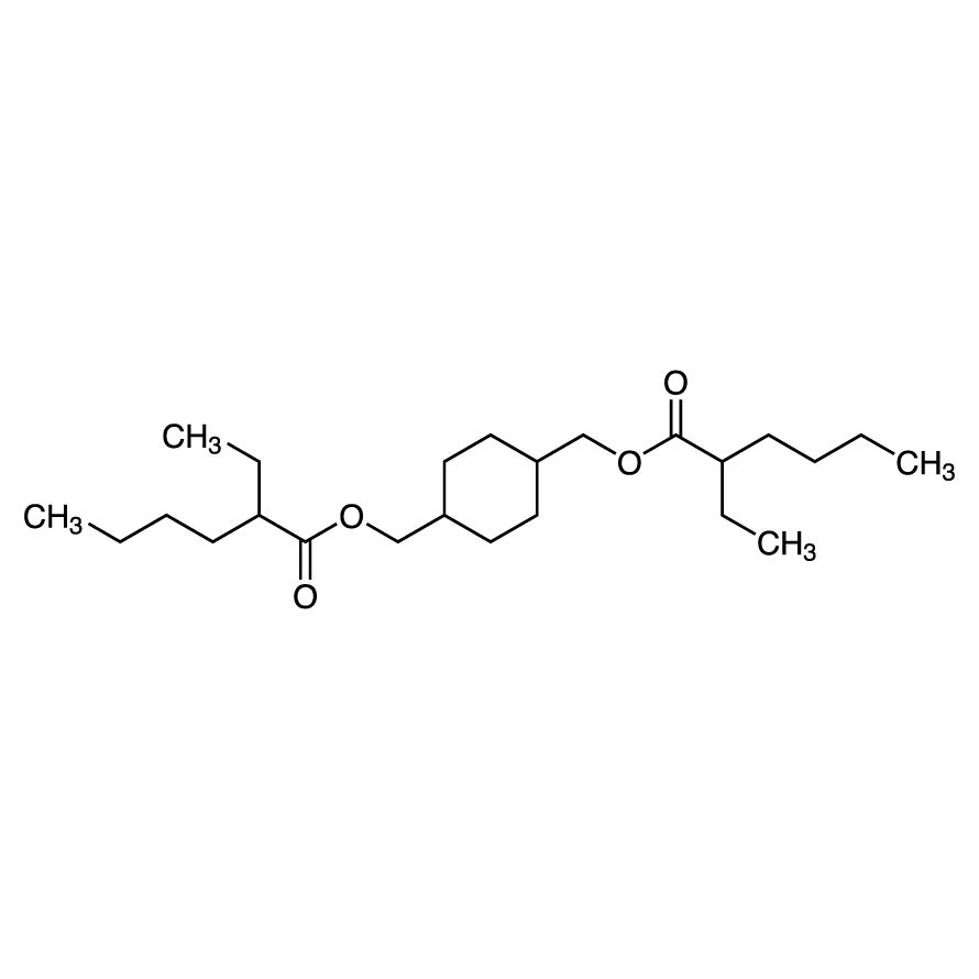 1,4-Cyclohexanedimethanol Bis(2-ethylhexanoate) (cis- and trans- mixture)