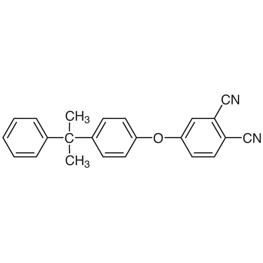 4-(4--Cumylphenoxy)phthalonitrile