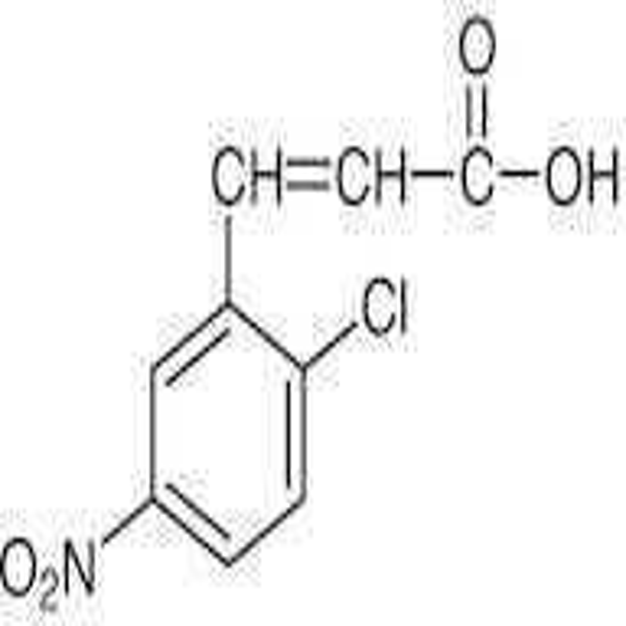 2-Chloro-5-nitrocinnamic Acid